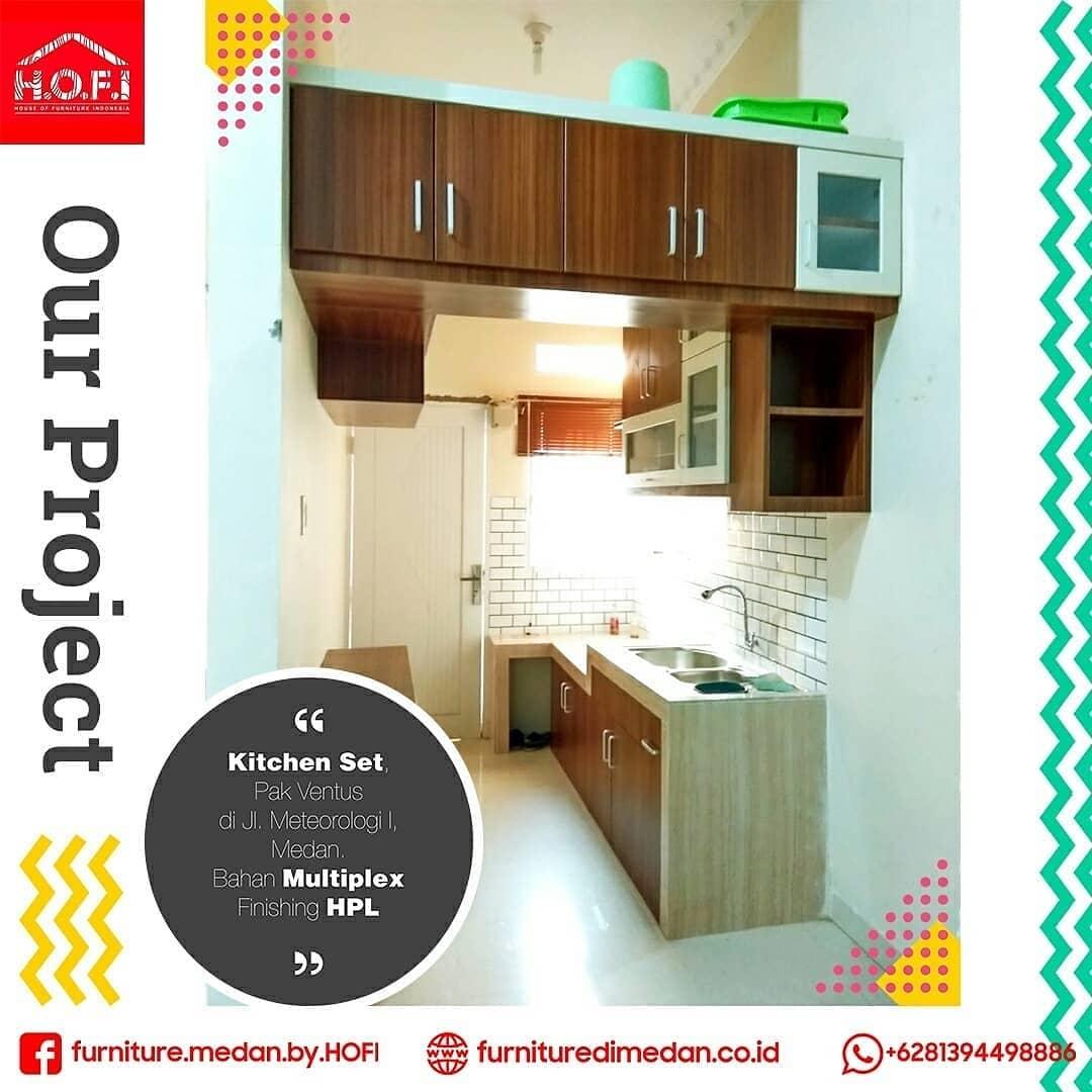 Kitchen Set Minimalis Bentuk U Kitchen Set Medan