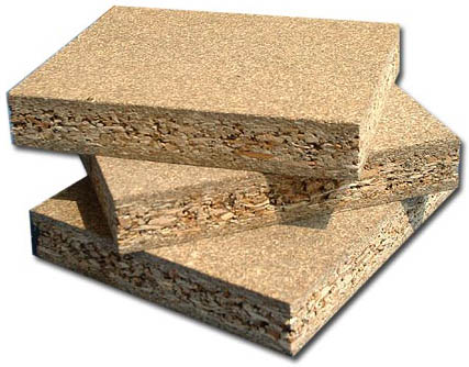 Detail Particle Board