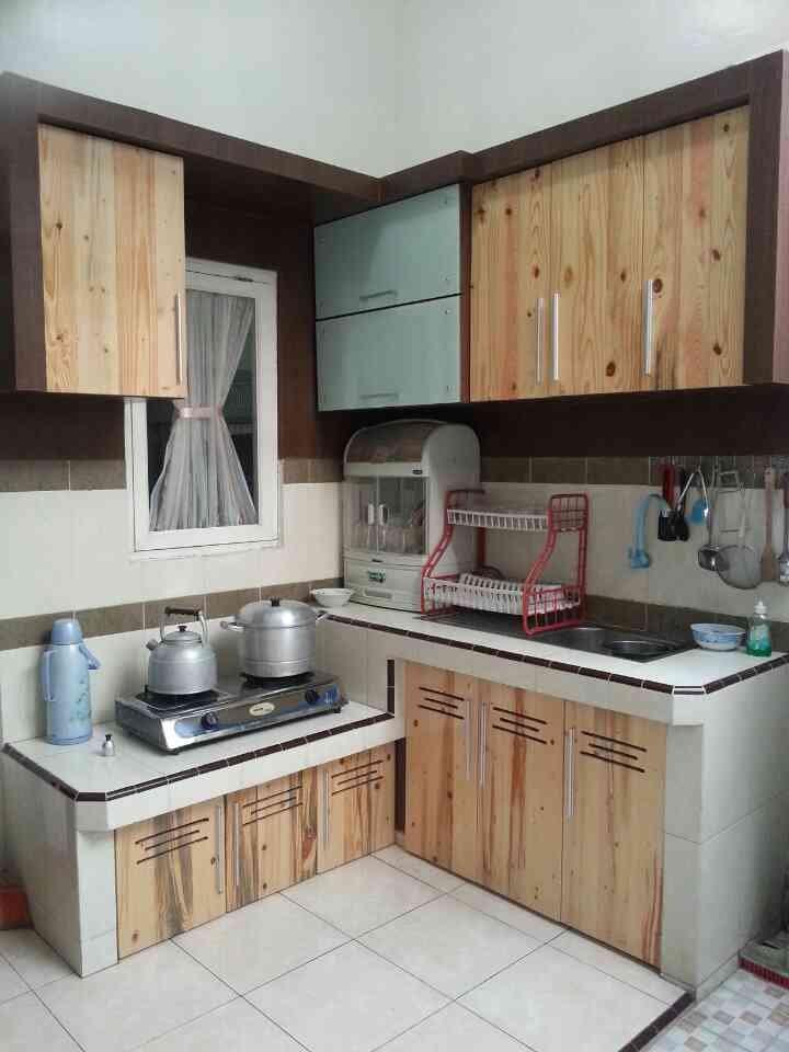 Kitchen Set Kayu Jati Belanda Medan Kitchen Set Medan